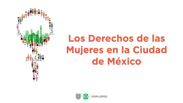 Los Derechos de las Mujeres en la CDMX