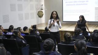 INTERCAMBIAN SEMUJERES Y EL MINISTERIO DEL INTERIOR DE URUGUAY EXPERIENCIAS EN PREVENCIÓN Y ATENCIÓN A LA VIOLENCIA DE GÉNERO